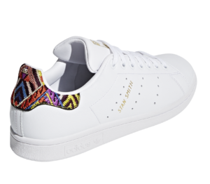 ADIDAS STAN SMITH ETHNIQUE MIXTE UNISEXE WHITE