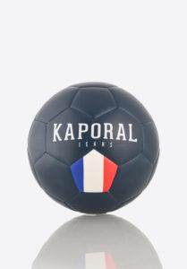 Ballon de football Kaporal bleu marine coupe du monde 2018 bleu equipe de france dispoible chez blackstore