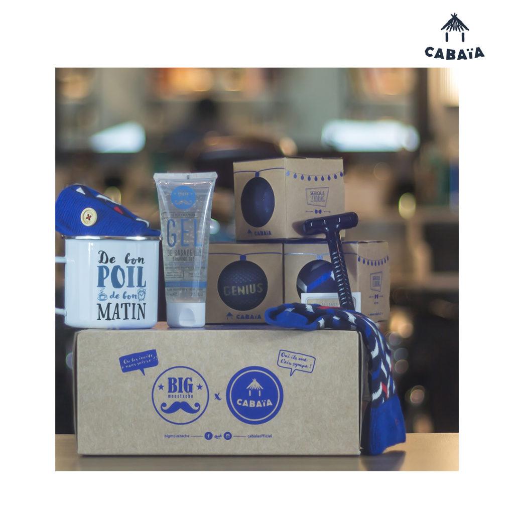 En manque d'inspiration pour vos cadeaux de Noël ? Un coffret lifestyle par Cabaïa et Big Moustache est disponible dans les magasins BLACKSTORE.