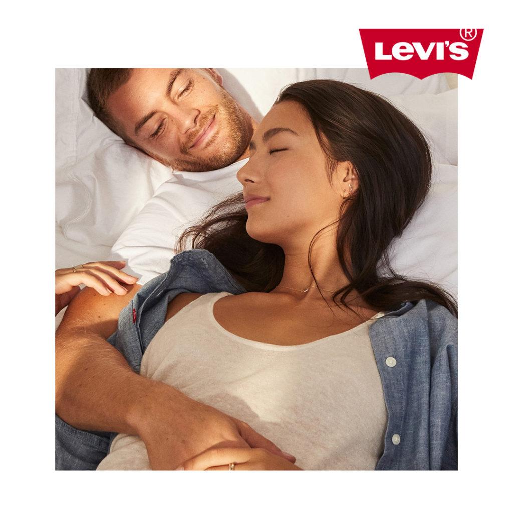 Confortables et bien taillés, les sous-vêtements hommes Levi's disponibles chez BLACKSTORE associent la coupe et le style en même temps.