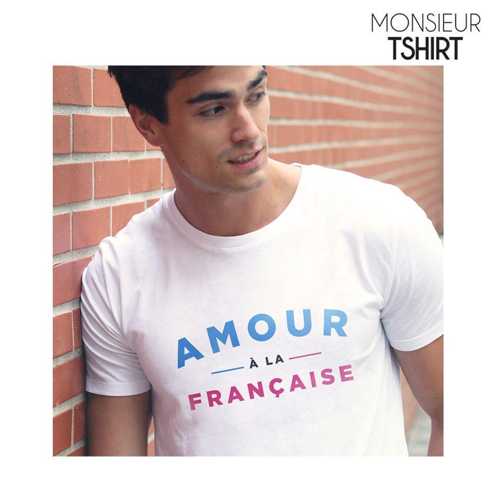 Un petit mot doux sur un T-shirt ou un boxer ? Foncez voir la collection Monsieur T-shirt chez BLACKSTORE, le référent de la mode locale.